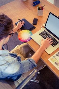 Profesionales de diseño grafico digital
